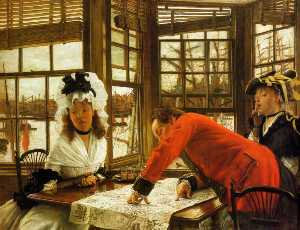 James Jacques Joseph Tissot - An Interesting Story