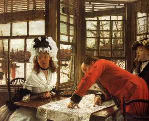 James Jacques Joseph Tissot - English An Interesting Story