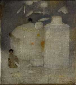 Jan Mankes - Japanese Vases