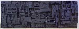 Louise Nevelson - Sky Cathedral