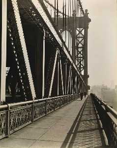 Berenice Abbott - Manhattan Bridge