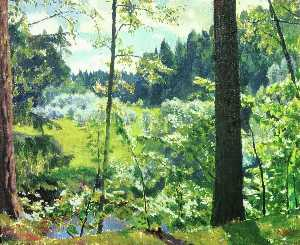 Arkady Rylov - The Green Lace