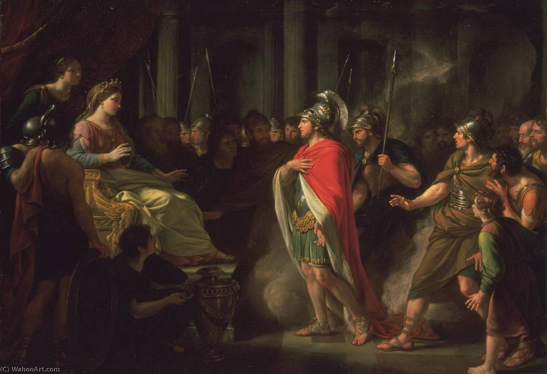 Roman Mythology  Crystalinks