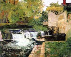 Maurice Cullen - The Mill Stream