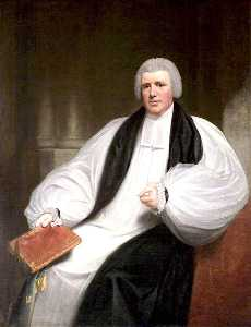 William Beechey - George Henry Law, Bishop of Wells
