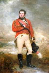 William Beechey - General Rowland, Lord Hill