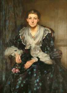 James Jebusa Shannon - Miss Matilda Ellen Bishop