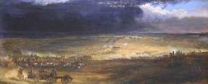 William Allan - Field of Waterloo