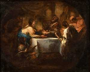 Giuseppe Maria Crespi - Presentation of Christ in the Temple