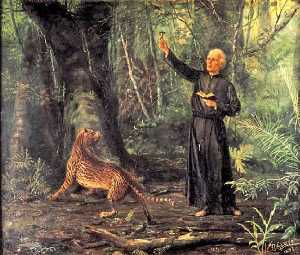 Benedito Calixto - Português Evangelho nas Selvas English Gospel in the Jungle