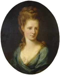 Angelica Kauffman (Maria Anna Angelika) - Mrs Marriot
