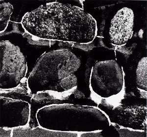 Brett Weston - Untitled (Stonewall)