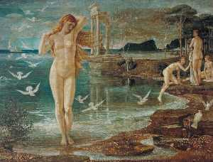 Walter Crane - The Renaissance of Venus