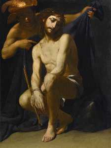 Antonio De Bellis - Mocking of Christ