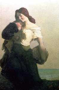 Max Bohm - The Happy Mother