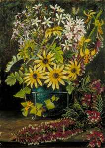 Marianne North - Wild Flowers of Victoria and New South Wales
