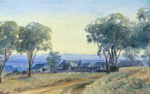 Marianne North - Cook Nimbra, Queensland, Australia