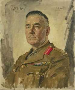 Reginald Grenville Eves - Major General Frank Noel Mason Macfarlane CB, DSO, MC