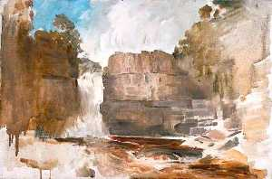 Reginald Grenville Eves - High Force
