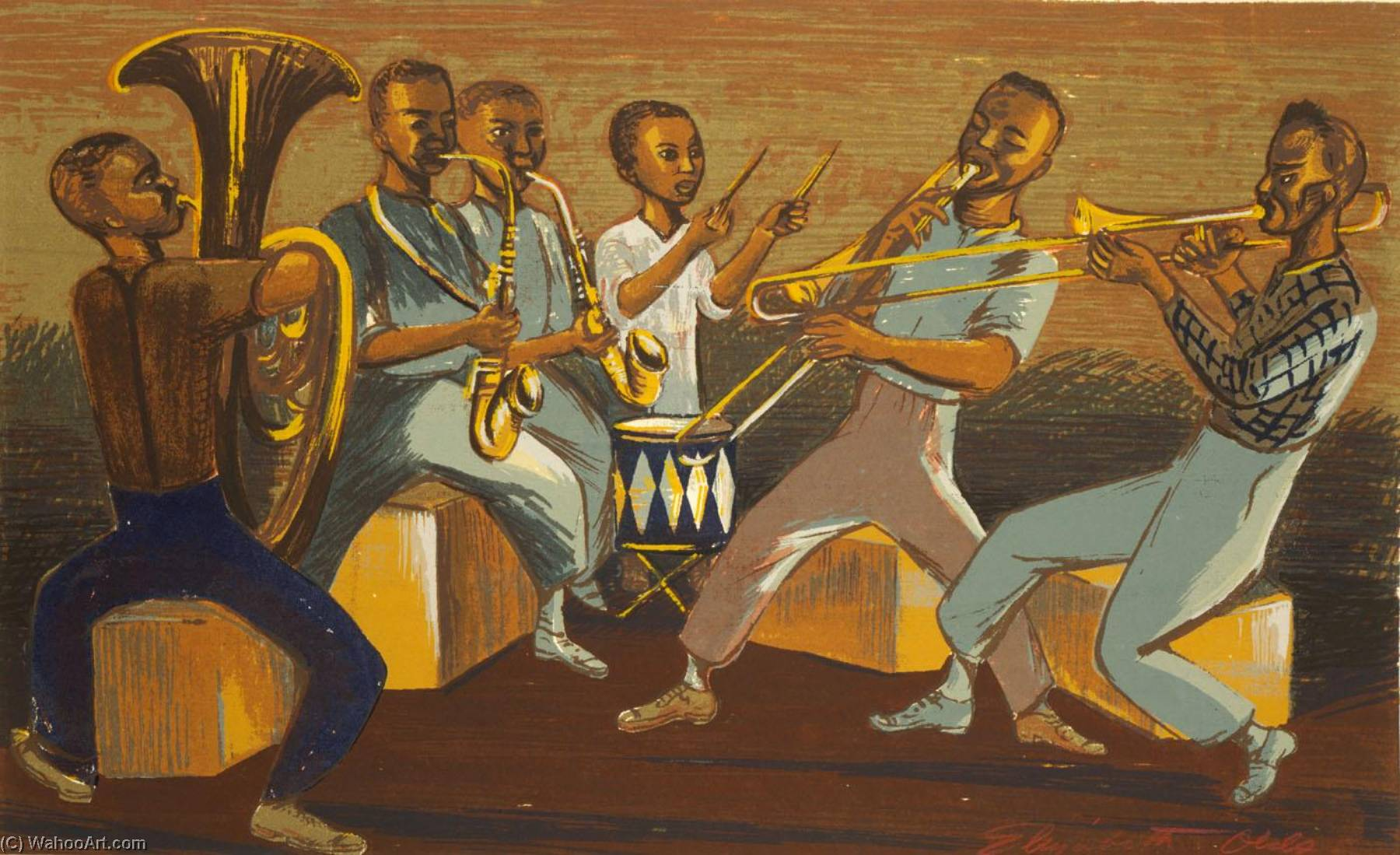 art in the harlem renaissance and the social changes during the artistic movement Tracing the poetic work of this crucial cultural and artistic movement skip to an introduction to the harlem renaissance brought changes to harlem.