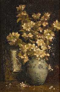 Elliott Daingerfield - Flowers