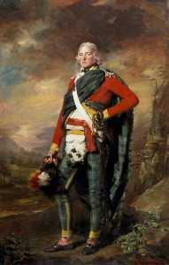 Buy Museum Art Reproductions | Sir John Sinclair (1754–1835), 1st Baronet of Ulbster, 1799 by Henry Raeburn Dobson | WahooArt.com