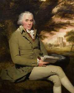 Henry Raeburn Dobson - Mr George Paterson of Castle Huntly (1734–1813)