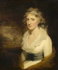 Henry Raeburn - Miss Macartney