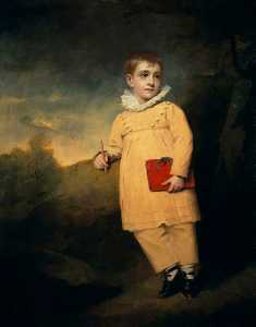 Henry Raeburn Dobson - Walter Ross (active c.1822) (The Yellow Boy)