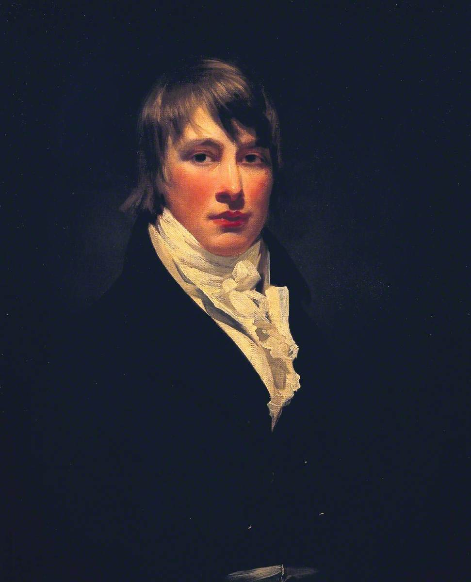 Pringle Fraser, 1804 by Henry Raeburn (1756-1823, United Kingdom) | Oil Painting | WahooArt.com