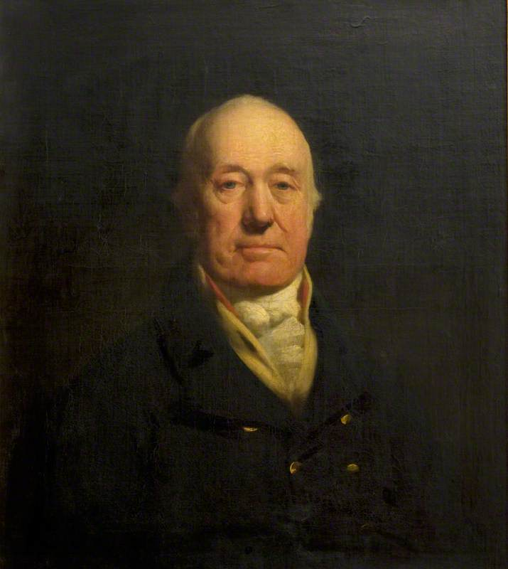 Walter Graham, 1815 by Henry Raeburn (1756-1823, United Kingdom) | Museum Quality Reproductions | WahooArt.com