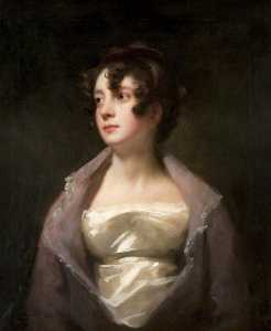 Henry Raeburn Dobson - Mrs William Urquhart (c.1796–1864)