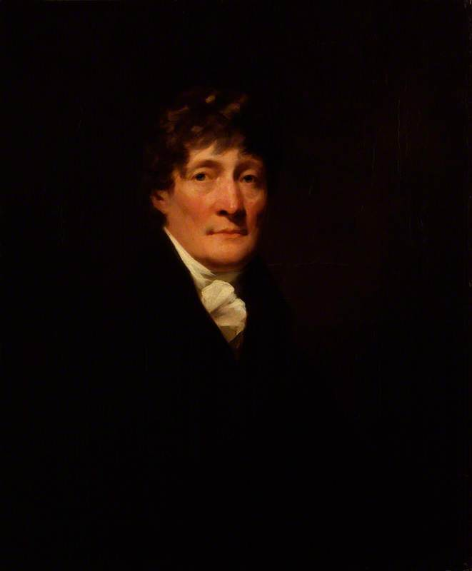 Henry Mackenzie, 1810 by Henry Raeburn (1756-1823, United Kingdom) | Famous Paintings Reproductions | WahooArt.com