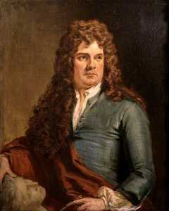 George Clint - Grinling Gibbons