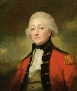 Henry Raeburn Dobson - Major, Later Lieutenant Colonel Henry Knight Erskine of Pittodrie, Aberdeenshire