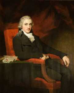 Henry Raeburn Dobson - Thomas King, Esq. (c.1772–1802), of Drums and Millbank, Renfrewshire, Aged 18