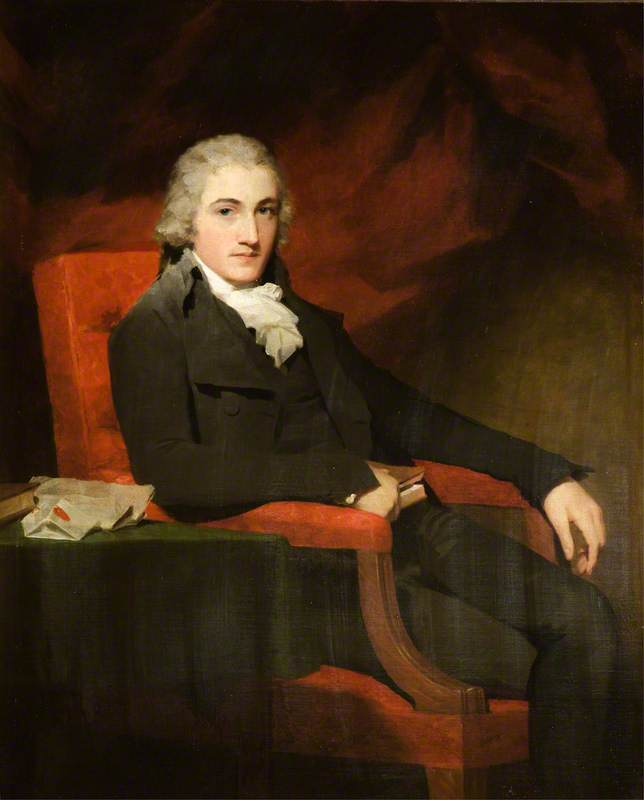Order Reproductions | Thomas King, Esq. (c.1772–1802), of Drums and Millbank, Renfrewshire, Aged 18 by Henry Raeburn Dobson | WahooArt.com