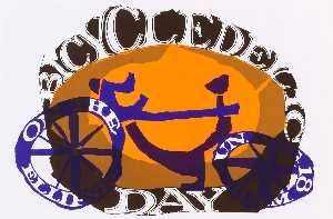 Lloyd Mcneill - Bicycledelic Day
