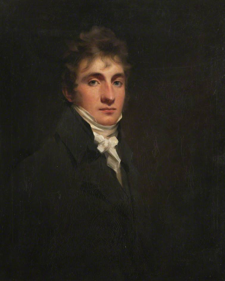 James Anderson by Henry Raeburn (1756-1823, United Kingdom) | Oil Painting | WahooArt.com