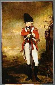 Henry Raeburn - LE CAPITAINE HAY OF SPOT