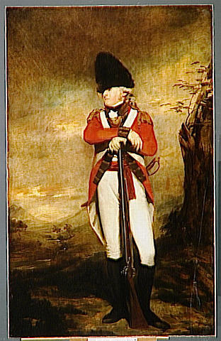 LE CAPITAINE HAY OF SPOT by Henry Raeburn (1756-1823, United Kingdom) | Museum Quality Reproductions | WahooArt.com