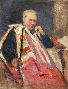 George Agnew Reid - Lord Loreburn, the Lord Chancellor