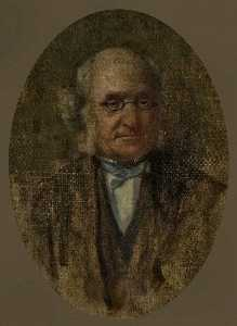 George Agnew Reid - Study of 'Portrait of Dr John Brown (1810–1882), RCPE'