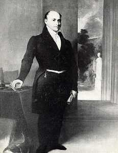 Asher Brown Durand - John Quincy Adams (1767 1848), (painting)