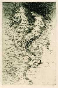 Frederick Stuart Church - The Mermaid