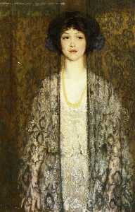 Philip Leslie Hale - La Donna (also known as Mi Velata)