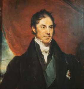 Martin Archer Shee - George Hamilton Gordon (1784–1860), 4th Earl of Aberdeen, Statesman