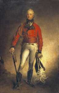 Martin Archer Shee - Lieutenant General Sir Thomas Picton (1758–1815)