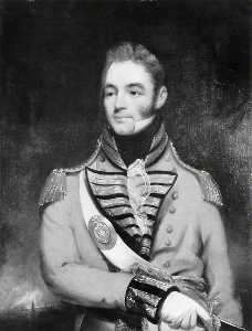 Martin Archer Shee - Sir Edward Paget (1775–1849), General