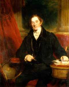 Martin Archer Shee - Sir George Thomas Staunton (1781–1859), Writer and Sinologist